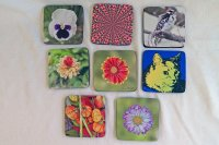 Soft and Absorbent Coasters